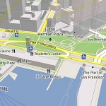 Google Maps 5 pour Android