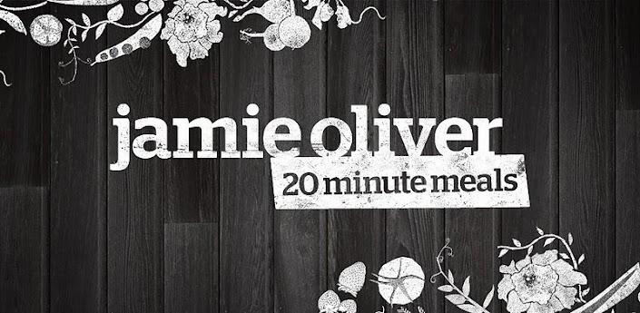 Jamie Oliver 20 minutes meal